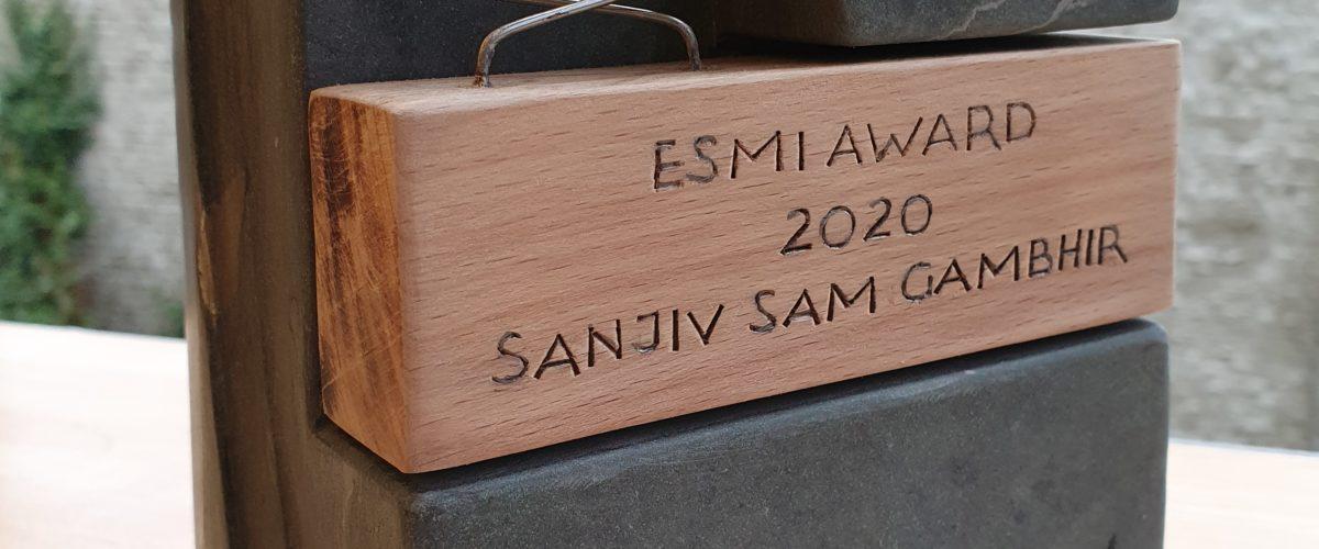 ESMI Award